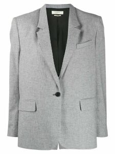 Isabel Marant Étoile oversized one-button blazer - Black