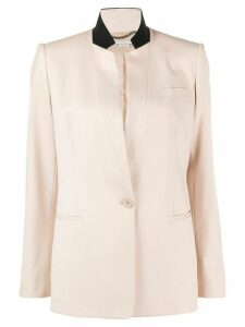 Stella McCartney Florence single-breasted blazer - NEUTRALS