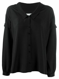 Ba & Sh oversized blouse - Black