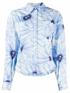 Jacquemus La Chemise Cueillette shirt - Blue