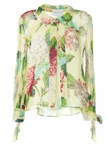 Alice McCall floral print blouse - Green