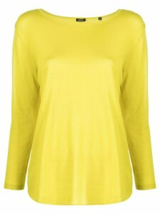 Aspesi round-neck jumper - Yellow