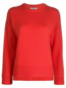 Pringle of Scotland round neck jumper - Red