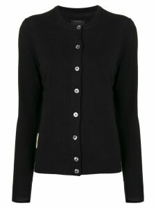 Marc Jacobs crew neck cardigan - Black