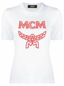 MCM logo-print T-shirt - White