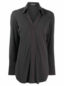 Le Petite Robe Di Chiara Boni Atena regular-fit blouse - Brown