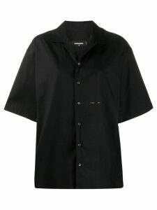 Dsquared2 oversized short-sleeved shirt - Black