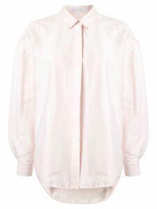 Rachel Gilbert Rian oversized shirt - PINK