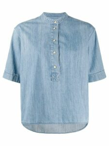 YMC denim blouse - Blue