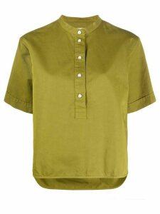 YMC smock shirt - Green