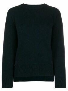Pringle of Scotland round neck jumper - Blue