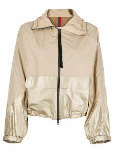 Moncler light weight jacket - Brown
