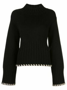 Khaite The Colette jumper - Black