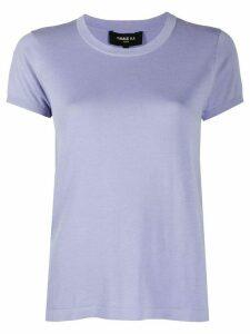 Paule Ka crew neck T-shirt - PURPLE