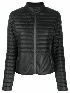 Colmar fitted padded jacket - Black