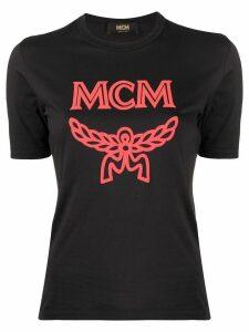 MCM logo-print T-shirt - Black