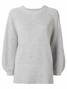 Manning Cartell Local Hero crew-neck jumper - Grey