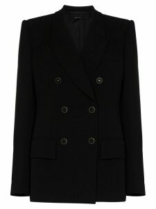 Tom Ford double-breasted blazer - Black