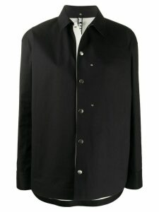 Jil Sander shirt jacket - Black