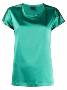 Pinko Farisa silk T-shirt - Green