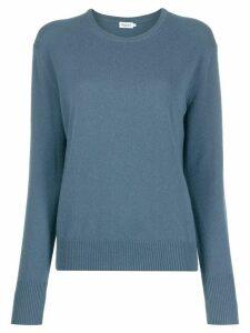 Filippa K crew neck cashmere jumper - Blue