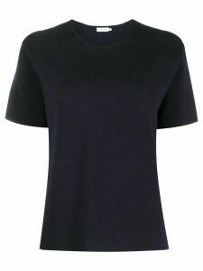 Filippa K Rose knitted T-Shirt - Blue