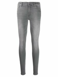 7 For All Mankind slim fit Illusion luxe jeans - Grey