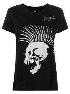 Thom Krom skull print T-shirt - Black