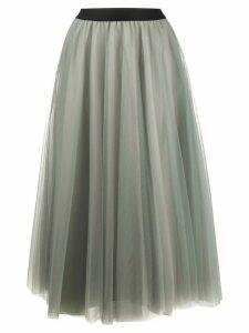 Blanca Vita Grazia skirt - Grey