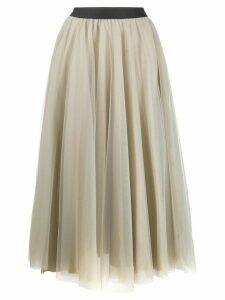 Blanca Vita Grazia skirt - NEUTRALS