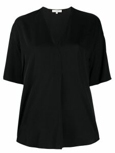 Vince v-neck T-shirt - Black