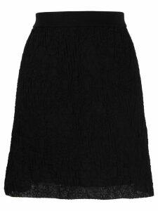M Missoni textured knit skirt - Black