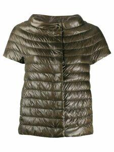 Herno Margherita puffer jacket - Green