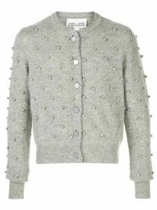Vivienne Westwood Scotland buttoned cardigan - Grey
