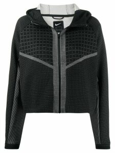 Nike City Ready knitted jacket - Black