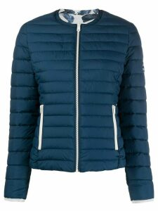 Ecoalf fitted puffer jacket - Blue
