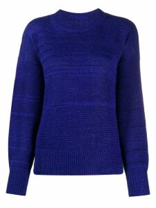 Isabel Marant Étoile Gatliny striped jumper - Blue