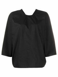 Sofie D'hoore Brooke oversized blouse - Black