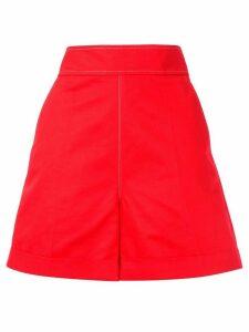 Marni lightweight shorts - Red