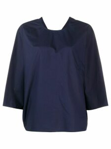 Sofie D'hoore Brooke boxy fit blouse - Blue
