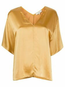 Vince satin top - GOLD