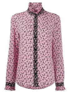 Philosophy Di Lorenzo Serafini floral print shirt - PINK