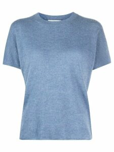 Vince knitted T-shirt - Blue