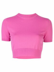 Alexis Finzi cropped top - PINK