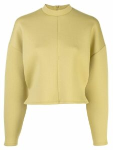 Beaufille oversized fit sweatshirt - Yellow
