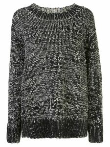 Simon Miller chunky knit jumper - Black