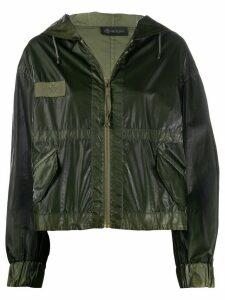 Mr & Mrs Italy hooded jacket - Green