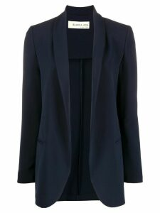 Blanca Vita shawl lapel suit jacket - Blue