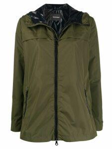 Duvetica hooded lightweight jacket - Green
