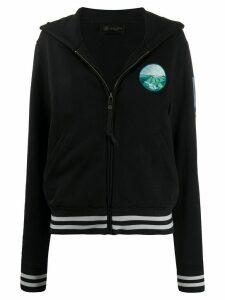 Mr & Mrs Italy logo hoodie - Black